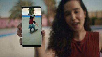 LG V30 TV Spot, 'Never Compromise: Credit' Song by Molly Kate Kestner
