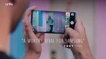 LG V30 TV Spot, 'Never Compromise: Credit' Song by Molly Kate Kestner - Thumbnail 6