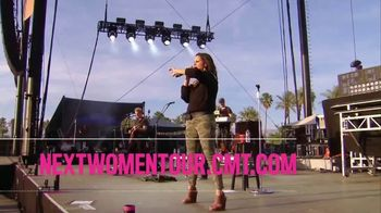 2018 CMT Next Women of Country TV Spot, 'All the Love Tour' Ft. Sara Evans - Thumbnail 6