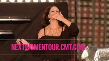 2018 CMT Next Women of Country TV Spot, 'All the Love Tour' Ft. Sara Evans - Thumbnail 7