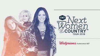 2018 CMT Next Women of Country TV Spot, 'All the Love Tour' Ft. Sara Evans - Thumbnail 8