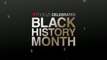Macy's TV Spot, 'BET: Black History Month: Glow Up!' - Thumbnail 8