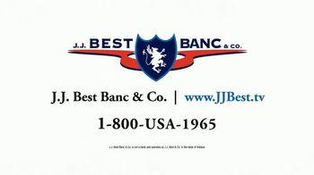 J.J. Best Banc & Co. TV Spot, 'Bucket List' - Thumbnail 8