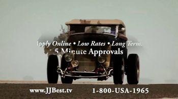 J.J. Best Banc & Co. TV Spot, 'Bucket List' - Thumbnail 6
