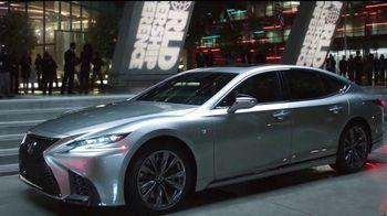 2018 Lexus LS 500 TV Spot, 'Black Panther: soberbio' [Spanish] [T1] - Thumbnail 8