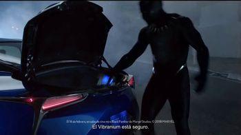 2018 Lexus LS 500 TV Spot, 'Black Panther: soberbio' [Spanish] [T1] - Thumbnail 2