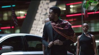 2018 Lexus LS 500 TV Spot, 'Black Panther: soberbio' [Spanish] [T1] - 57 commercial airings