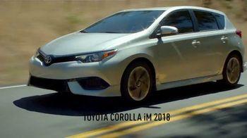 2018 Toyota Corolla iM TV Spot, 'Ve, disfruta, vive' [Spanish] [T1] - Thumbnail 4