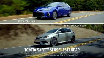 2018 Toyota Corolla iM TV Spot, 'Ve, disfruta, vive' [Spanish] [T1] - Thumbnail 7