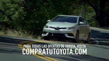 2018 Toyota Corolla iM TV Spot, 'Ve, disfruta, vive' [Spanish] [T1] - Thumbnail 9