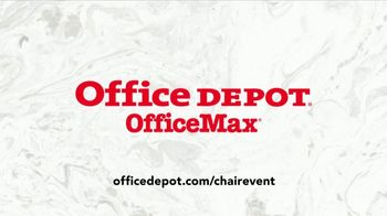 Office Depot OfficeMax Biggest Chair Event TV Spot, 'Free Assembly' - Thumbnail 10