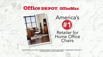 Office Depot OfficeMax Biggest Chair Event TV Spot, 'Free Assembly' - Thumbnail 9