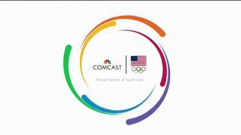 XFINITY X1 Voice Remote TV Spot, 'Team USA: Joey Mantia' - Thumbnail 10