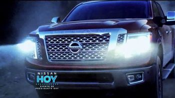 Nissan Evento de Presidents' Day TV Spot, 'No te lo pierdas: Titan' [Spanish] [T2] - Thumbnail 1