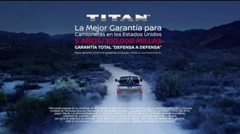 Nissan Evento de Presidents' Day TV Spot, 'No te lo pierdas: Titan' [Spanish] [T2] - Thumbnail 4