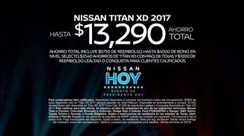 Nissan Evento de Presidents' Day TV Spot, 'No te lo pierdas: Titan' [Spanish] [T2] - Thumbnail 7