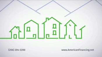 American Financing TV Spot, 'Refinance and Save Hundreds Monthly' - Thumbnail 1