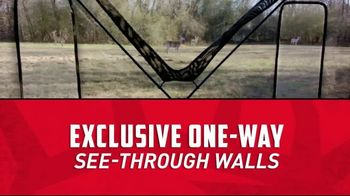 Primos Double Bull SurroundView Blind TV Spot, 'Real Hunters Reactions' - Thumbnail 4
