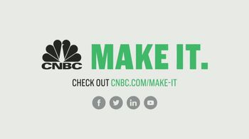 CNBC Make It TV Spot, 'Nervous Stock Market' Featuring Morgan Brennan - Thumbnail 7