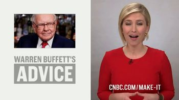 CNBC Make It TV Spot, 'Nervous Stock Market' Featuring Morgan Brennan - Thumbnail 3
