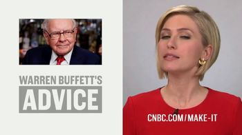 CNBC Make It TV Spot, 'Nervous Stock Market' Featuring Morgan Brennan