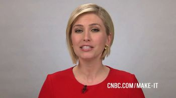 CNBC Make It TV Spot, 'Nervous Stock Market' Featuring Morgan Brennan - Thumbnail 6
