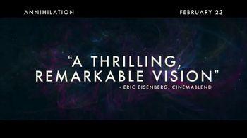 Annihilation - Alternate Trailer 15