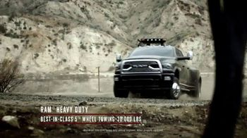 Ram Truck Month TV Spot, 'Long Live Passion: Grow Stronger' - Thumbnail 3