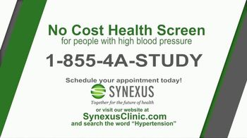 Synexus TV Spot, 'High Blood Pressure' - Thumbnail 5