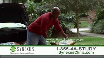 Synexus TV Spot, 'High Blood Pressure' - Thumbnail 1