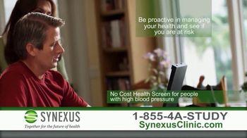 Synexus TV Spot, 'High Blood Pressure' - Thumbnail 3
