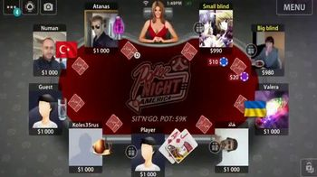Poker Night in America App TV Spot, 'Shaming Video' Featuring Doug Polk - Thumbnail 6