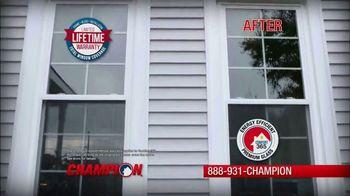 Champion Windows Winter Wow! Sale TV Spot, 'Christina' - Thumbnail 3