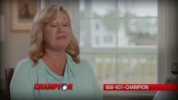 Champion Windows Winter Wow! Sale TV Spot, 'Christina' - Thumbnail 4