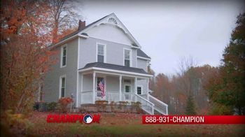 Champion Windows Winter Wow! Sale TV Spot, 'Christina' - Thumbnail 5