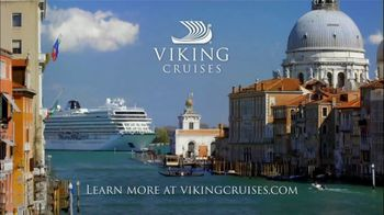 Viking Cruises TV Spot, 'PBS: Masterpiece: Ocean' - Thumbnail 9