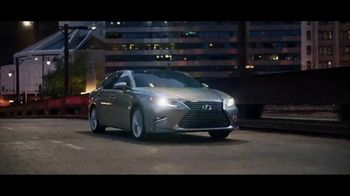 Lexus Special Presidents' Day Offer TV Spot, 'Amazing Machine: 2018 ES' [T2] - Thumbnail 6