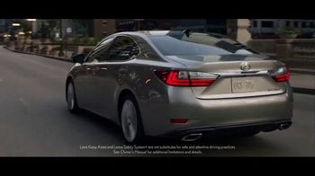 Lexus Special Presidents' Day Offer TV Spot, 'Amazing Machine: 2018 ES' [T2] - Thumbnail 7