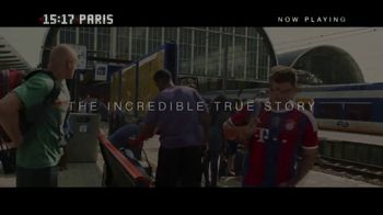 The 15:17 to Paris - Alternate Trailer 35