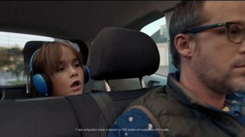 Volkswagen Presidents Day TV Spot, 'More Room: 2018 Volkswagen Tiguan' [T2] - 1 commercial airings
