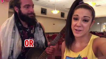 Facebook Watch TV Spot, 'WWE Mixed Match Challenge'