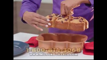 Gotham Steel Muffin Bonanza TV Spot, 'The Non-Stick Lift Out Pan' - Thumbnail 4