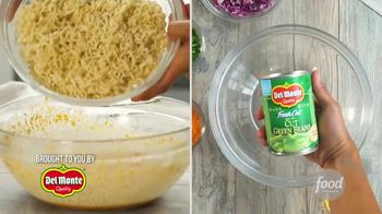 Del Monte Fresh Cut Green Beans TV Spot, 'Fresh and Vibrant Meal' - Thumbnail 2