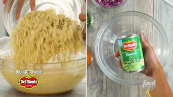 Del Monte Fresh Cut Green Beans TV Spot, 'Fresh and Vibrant Meal' - Thumbnail 3