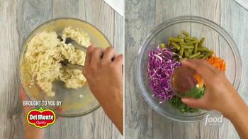 Del Monte Fresh Cut Green Beans TV Spot, 'Fresh and Vibrant Meal' - Thumbnail 5