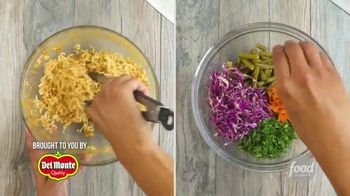 Del Monte Fresh Cut Green Beans TV Spot, 'Fresh and Vibrant Meal' - Thumbnail 6