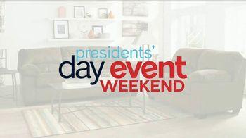Ashley HomeStore Presidents' Day Event Weekend TV Spot, 'Monumental' - Thumbnail 1