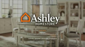 Ashley HomeStore Presidents' Day Event Weekend TV Spot, 'Monumental' - Thumbnail 7