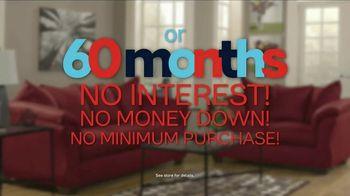 Ashley HomeStore Presidents' Day Event Weekend TV Spot, 'Monumental' - Thumbnail 6