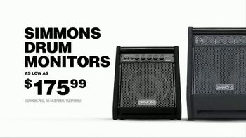 Guitar Center Presidents Day Weekend Sale TV Spot, 'Hottest New Gear' - Thumbnail 3